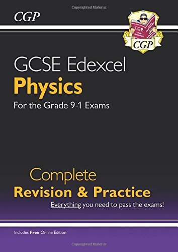 New Grade 9-1 GCSE Physics Edexcel Complete Revision & Practice with Online Edition por CGP Books