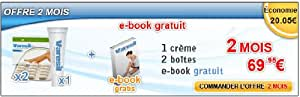 VARESIL 2 Mois Pack - 1 x Creme + 2 x Boites + eBook