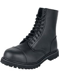 Kombat UK Patrol - Botas de Piel, para Hombre, Hombre, Color Mod Brown, Tamaño Size 9
