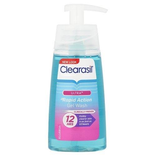 6-x-clearasil-ultra-rapid-action-gel-wash-150ml