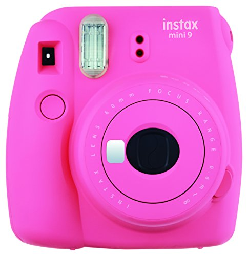 Fujifilm Instax Mini 9 Kamera flamingo - Digital-film-kamera