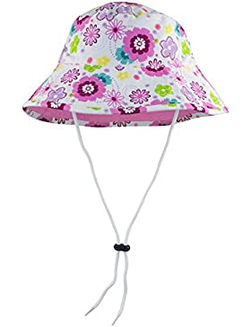 SunBusters Chicas UPF 50+ Sun–Sombrero reversible
