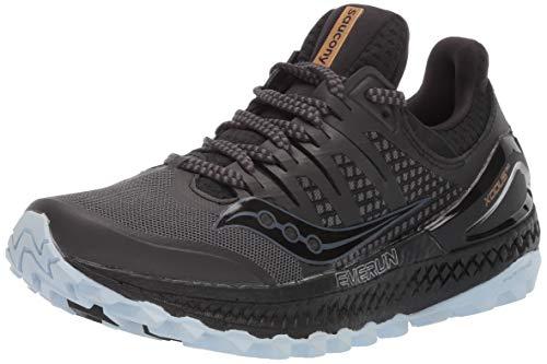 Saucony Xodus ISO 3, Zapatillas de Trail Running para Mujer, Gris Gris 3, 35.5 EU