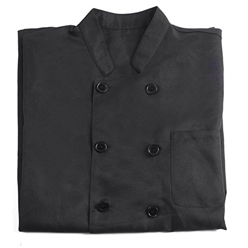 black-chefs-jacket-with-rubber-buttons-long-sleeve-l