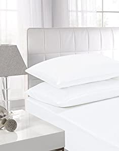 100% Egyptian Cotton Flat Sheets