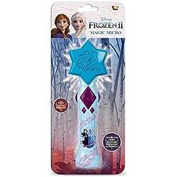 IMC Toys - Microphone Enregistreur Magique Reine des Neiges 2 - 16989 - Disney
