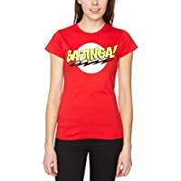 The Big Bang Theory - T-shirt, Donna