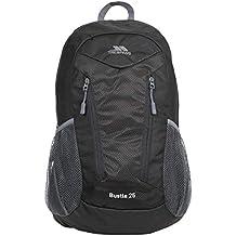Trespass Bustle Backpack/Rucksack, 25 Litres - Black, Each