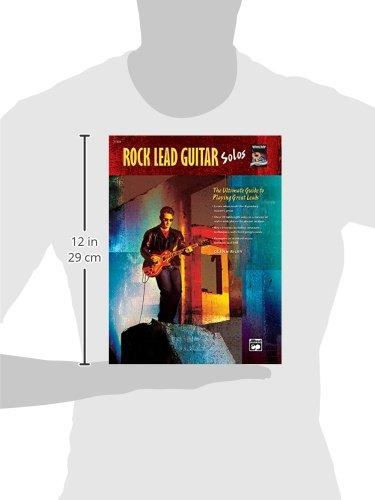 Complete Rock Guitar Method: Rock Lead Guitar Solos, Book & CD