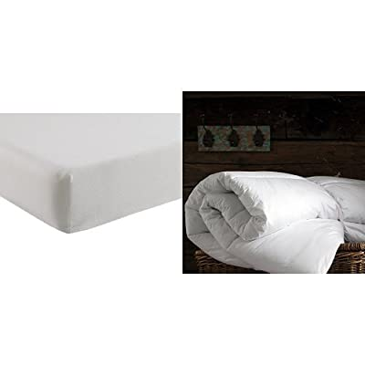 Silentnight Comfortable Foam Rolled Mattress with various size and bed set options