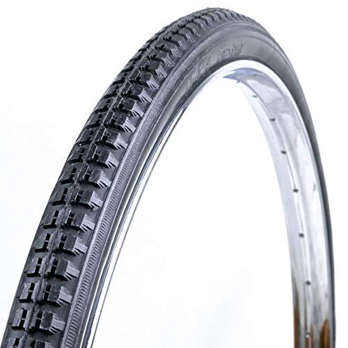 OldNewBikes Set di Pneumatici di Colore Nero (2 Pezzi) Marca RALSON per Bicicletta Classica, Misure 28x1,1/2' (40-635), 700B