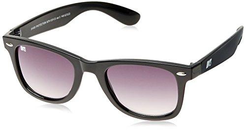 MTV Gradient Wayfarer Unisex Sunglasses (Black) (MTV Gradient-122-C3) image