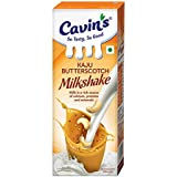 Cavin's Milkshake, Kaju Butterscotch, 180ml