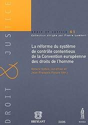La réforme du système de contrôle contentieux de la Convention européenne des droits de l'homme : Le Protocole n°14 et les Recommandations et Résolutions du Comité des ministres