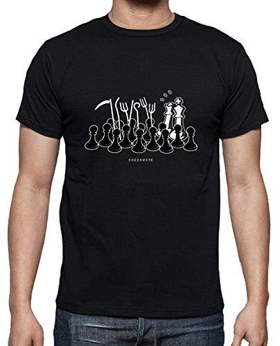 Camiseta Hombre Jaque Mate - Varios colores / Varias Tallas