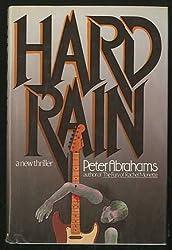 Abrahams Peter : Hard Rain (Hbk)