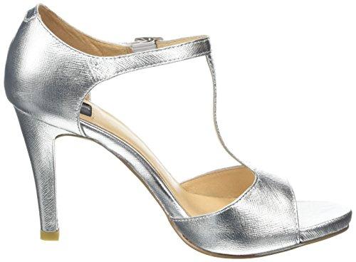 Giudecca Jycx1323-sb7, Sandales  Bout ouvert femme Argent (silver)