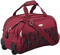 SkyNova Duffle Trolley Travel Bag 55cms