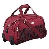 #6: SkyNova Duffle Trolley Travel Bag 55cms