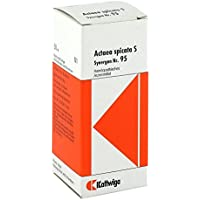 SYNERGON KOMPLEX 95 Actaea spicata S Tropfen 50 ml preisvergleich bei billige-tabletten.eu