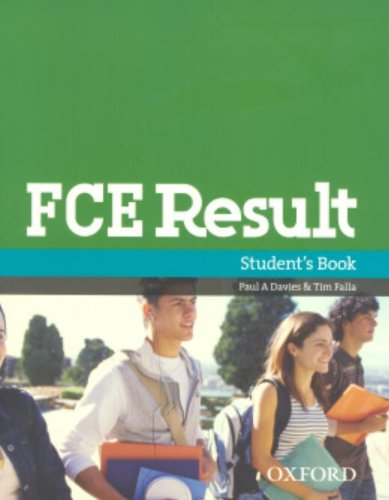 FCE Result Student's Book (First Result)