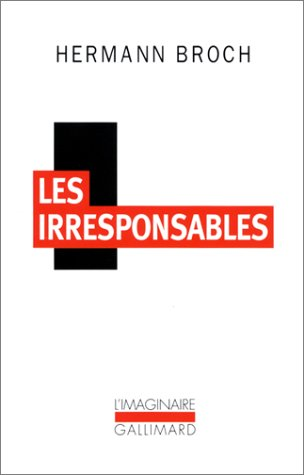 Les Irresponsables [Pdf/ePub] eBook