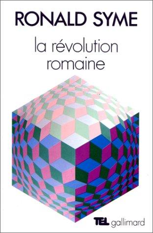 La Révolution romaine