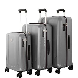 Hardware Airtech L Suitcase 4 Wheels Set of 3pcs.