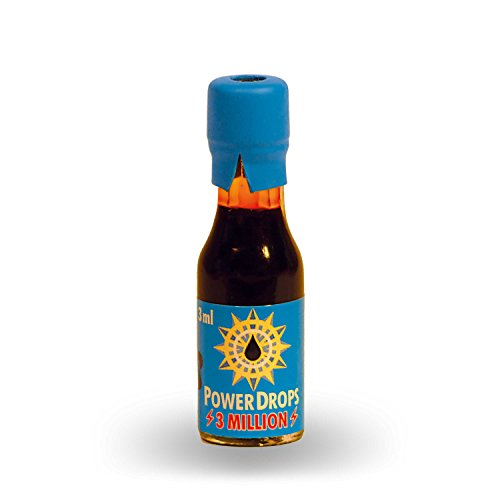 Scovillas Powerdrops, 3Mio Scoville Units, 3ml (Hot Scharf Sauce Extrem)