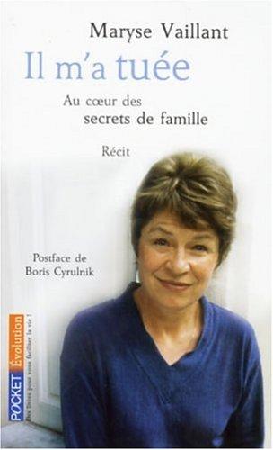 IL M A TUEE par Maryse Vaillant