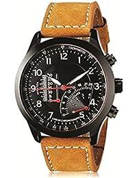 Curren Black Dial Dummy Chronograph Watch For Men & Boy Watch / Mens Watch / Boys Watch