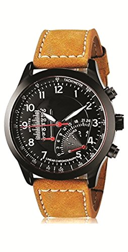 Curren Black Dial Dummy chronograph Watch for Men & Boy Watch / Mens Watch / Boys Watch  available at amazon for Rs.149