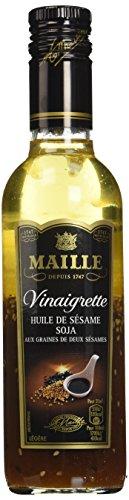 Maille Vinaigrette Sesame Et Soja 360ml - Lot de 3