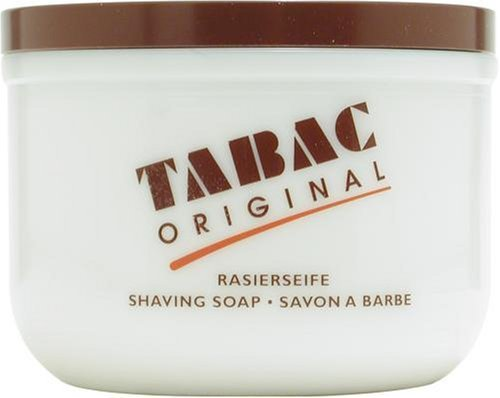 Tabac Original By Maurer & Wirtz For Men. Shaving Soap Bowl 4.4 Ounces by Maurer & Wirtz [Beauty] (English Manual)