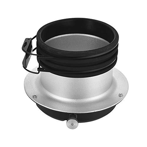 Docooler Profoto zu Bowens Mount Speedring Adapter Konverter Ring für Studio Light Strobe Flash