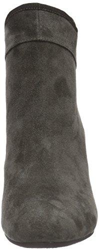 Sofie Schnoor - Suede Ancle Boot, Stivaletti Donna Grigio (grigio ( Grigio Scuro))