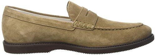 Hogan Hxm3120r732hg0c414, Mocassins (loafers) homme Marrone (Trekking)