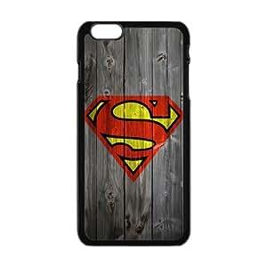 """Superman Coque iPhone 6 Plus-Silicone gel TPU transparent haute densité-Coque Housse Etui pour Apple iPhone 6 Plus 5.5"""""""