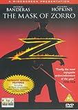 The Mask Of Zorro [DVD] [1998]