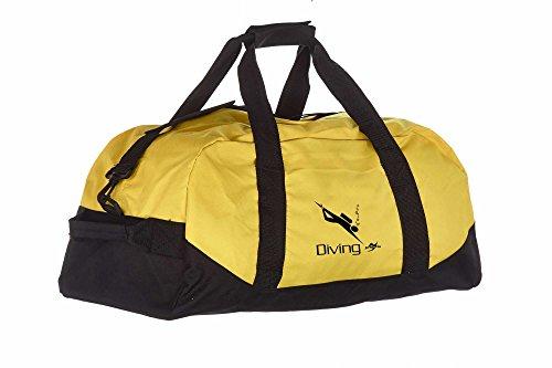 Kindertasche NT5688 gelb/schwarz Diving