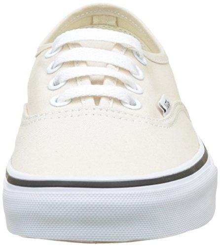 Vans Authentic, Scarpe Running Donna Avorio (Birch/true White)