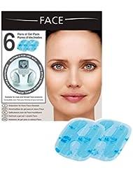 Slendertone Jeu d'électrodes pour visage Femme Blanc