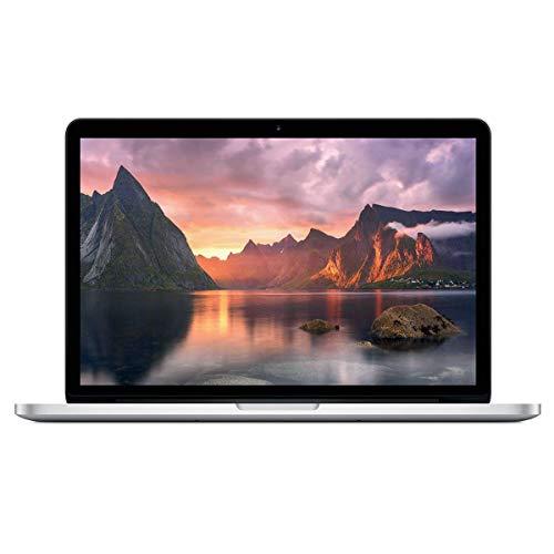 MacBook Pro Retina, 13 Zoll, Anfang 2015 (Intel Core i5 Dual-Core mit 2,9 GHz; 8 GB DDR3L; 500 GB SSD; Intel Iris Graphics; MacOS High Sierra 10.13.3) – Tastatur