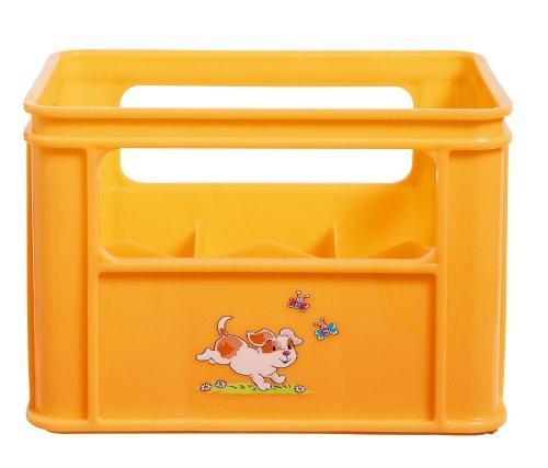 bébé-jou 656656 Flaschenbox Max orange