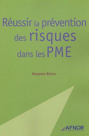 Réussir la prévention des risques dans les PME