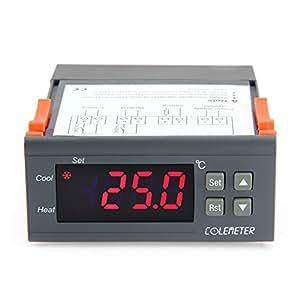 Régulateur de température numérique pour aquarium