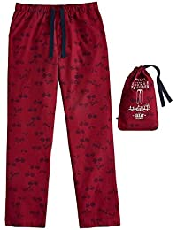 Joules Sleeper Print Mens Lounge Trousers (X)