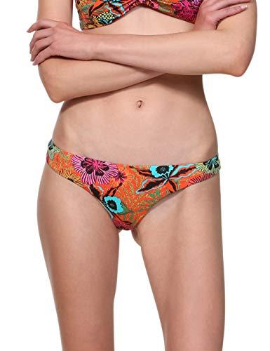 Desigual Damen Swimwear Bottom Melina B Woman RED Bikinihose Rot (Rojo Roja 3061) No Aplica (Herstellergröße: M)