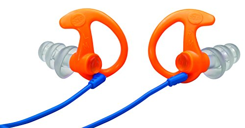 Surefire Gehörschutz  Sonic Max, orange/blau, M, EP5-OR-MPR