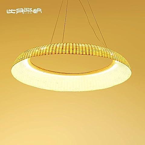 Wandun Lámparas De Luz Salón Jardín Porche De Estilo Japonés Productos Hechos A Mano